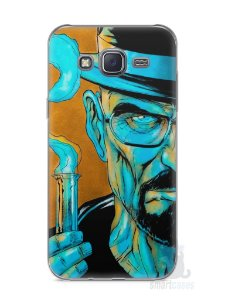 Capa Capinha Samsung J5 Breaking Bad #1
