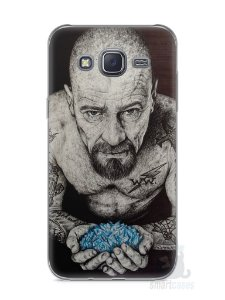 Capa Capinha Samsung J5 Breaking Bad #4