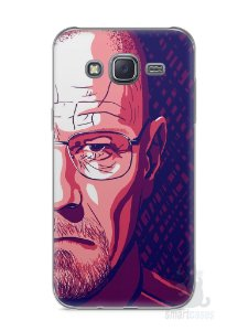 Capa Capinha Samsung J5 Breaking Bad #6
