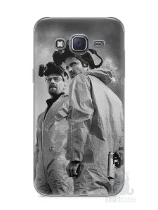 Capa Capinha Samsung J5 Breaking Bad #9