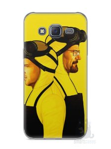Capa Capinha Samsung J5 Breaking Bad #10