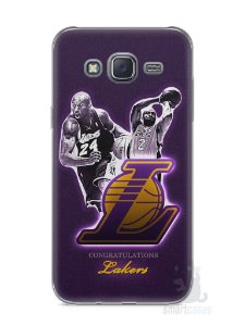 Capa Capinha Samsung J5 Lakers