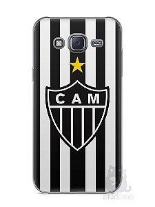 Capa Capinha Samsung J5 Time Atlético Mineiro Galo #1