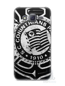 Capa Capinha Samsung J5 Time Corinthians #3