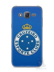 Capa Capinha Samsung J5 Time Cruzeiro #1