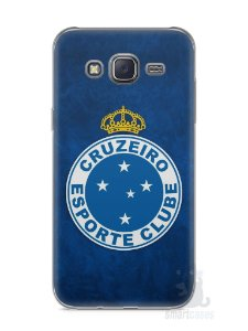 Capa Capinha Samsung J5 Time Cruzeiro #3
