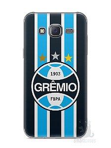 Capa Capinha Samsung J5 Time Grêmio