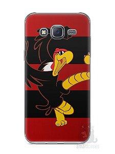Capa Capinha Samsung J5 Time Flamengo #11