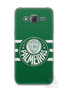 Capa Capinha Samsung J5 Time Palmeiras #2