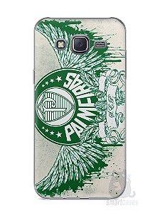Capa Capinha Samsung J5 Time Palmeiras #3