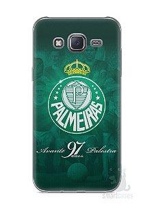 Capa Capinha Samsung J5 Time Palmeiras #5