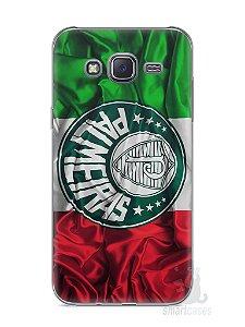 Capa Capinha Samsung J5 Time Palmeiras #7