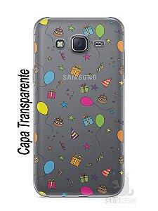 Capa Capinha Samsung J5 Festa