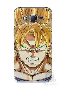 Capa Capinha Samsung J5 Dragon Ball Z Gohan SSJ2