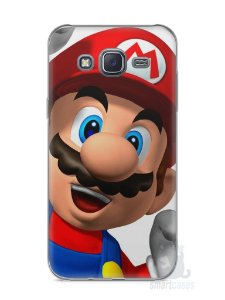 Capa Capinha Samsung J5 Super Mario #1