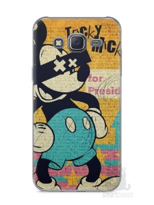 Capa Capinha Samsung J5 Mickey Mouse #1