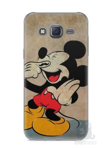 Capa Capinha Samsung J5 Mickey Mouse #3
