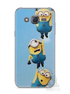 Capa Capinha Samsung J5 Minions #2