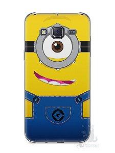 Capa Capinha Samsung J5 Minions #5