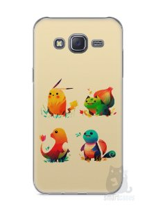 Capa Capinha Samsung J5 Pokémon #1