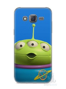 Capa Capinha Samsung J5 Aliens Toy Story #1