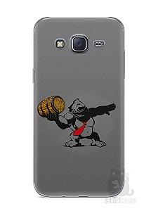 Capa Capinha Samsung J5 Donkey Kong