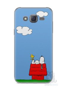 Capa Capinha Samsung J5 Snoopy #2