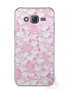 Capa Capinha Samsung J5 Snoopy #4