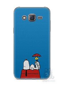 Capa Capinha Samsung J5 Snoopy #9