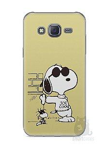 Capa Capinha Samsung J5 Snoopy #10