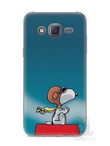 Capa Capinha Samsung J5 Snoopy #13