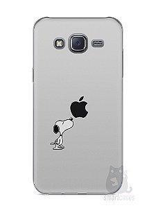 Capa Capinha Samsung J5 Snoopy #18