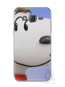 Capa Capinha Samsung J5 Snoopy #19