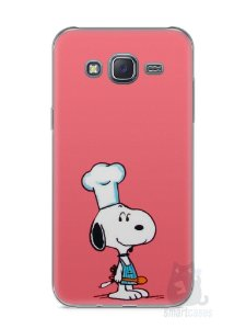 Capa Capinha Samsung J5 Snoopy #20