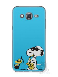 Capa Capinha Samsung J5 Snoopy #21