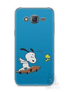 Capa Capinha Samsung J5 Snoopy #25