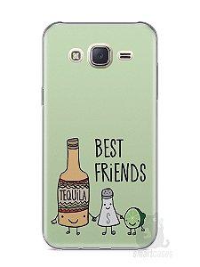 Capa Capinha Samsung J7 Tequila, Sal e Limão