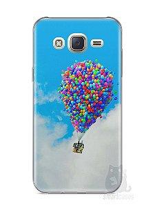 Capa Capinha Samsung J7 Balões