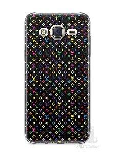 Capa Capinha Samsung J7 Louis Vuitton #3