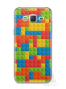 Capa Capinha Samsung J7 Lego