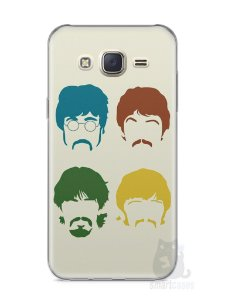 Capa Capinha Samsung J7 The Beatles #1