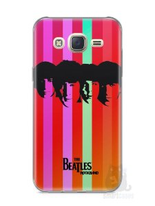 Capa Capinha Samsung J7 The Beatles #4