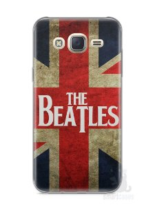 Capa Capinha Samsung J7 The Beatles #5