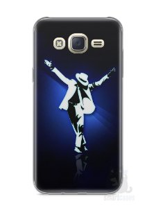 Capa Capinha Samsung J7 Michael Jackson #1