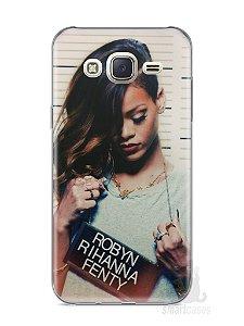 Capa Capinha Samsung J7 Rihanna #2