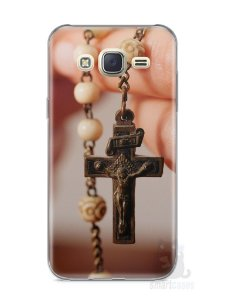 Capa Capinha Samsung J7 Jesus #1