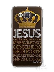 Capa Capinha Samsung J7 Jesus #4