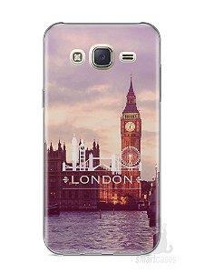 Capa Capinha Samsung J7 Londres #1