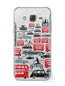 Capa Capinha Samsung J7 Londres #2