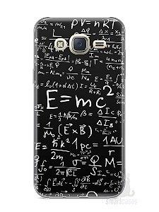 Capa Capinha Samsung J7 Teoria da Relatividade Einstein